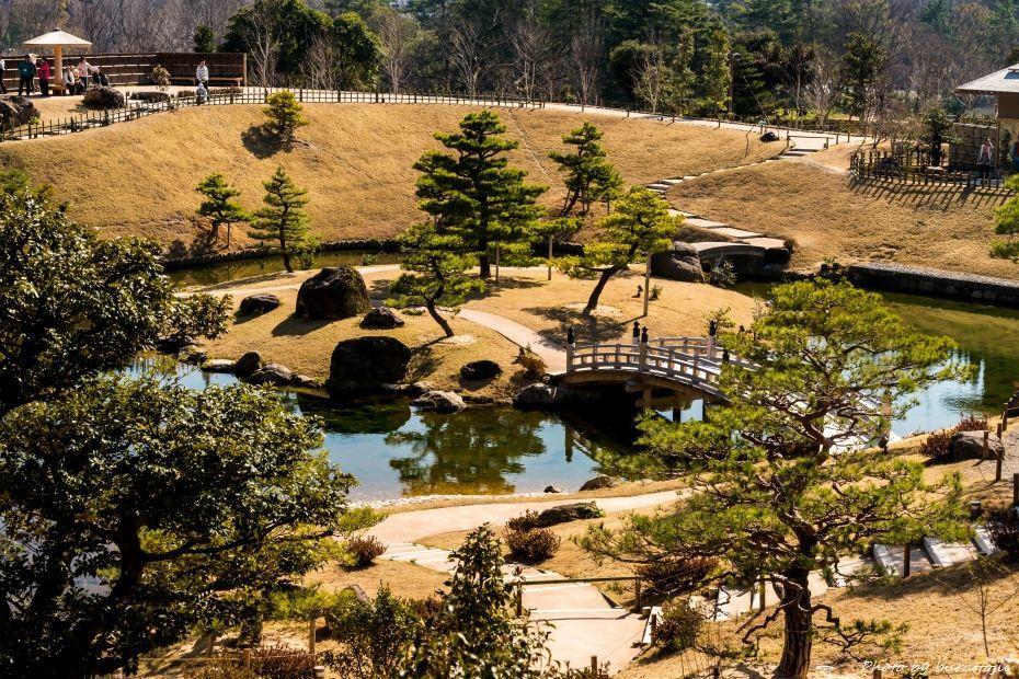 2015.03.27玉泉院丸庭園1