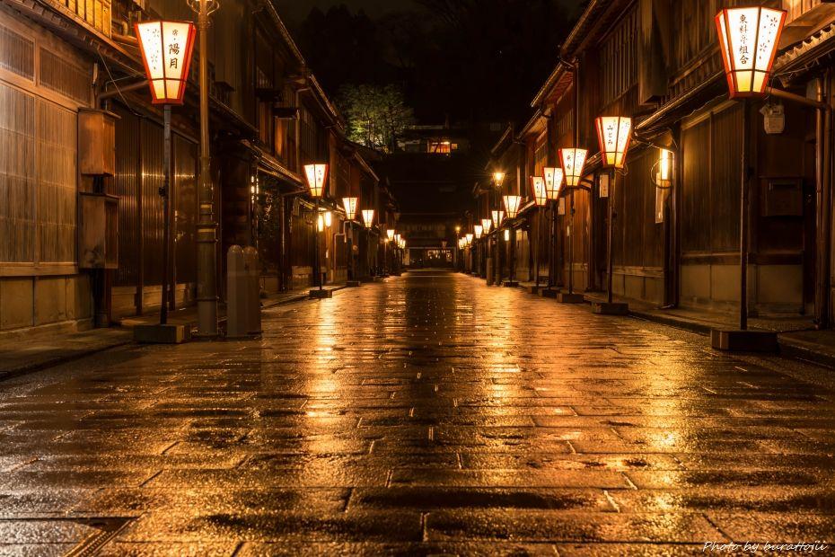 2015.04.05雨のひがし茶屋街10