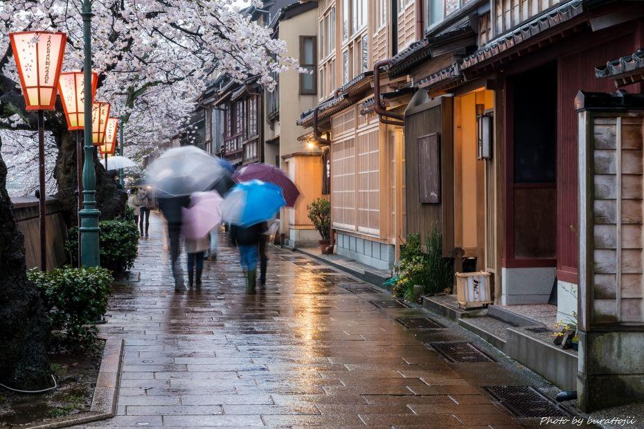 2015.04.05雨の主計町1