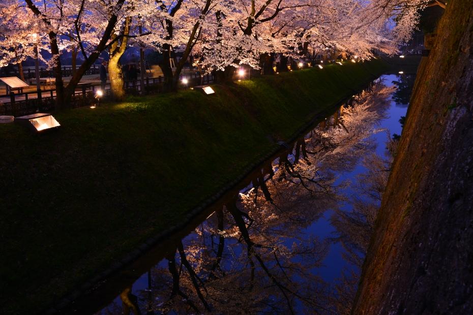 2015.04.06雨の金沢城9(2014.04.09)