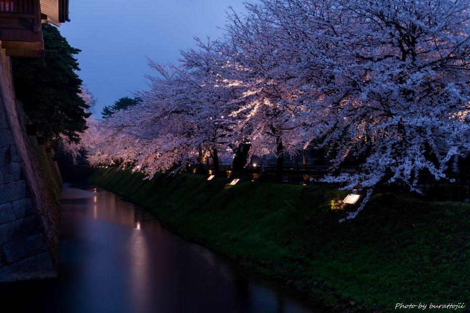 2015.04.06雨の金沢城7