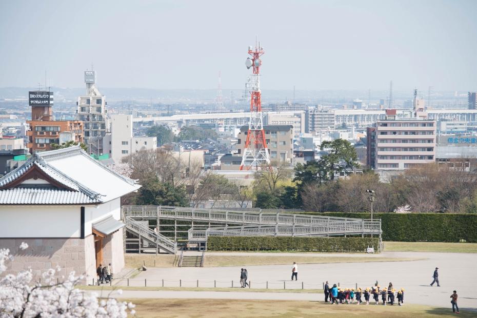 2015.04.09金沢城の桜8