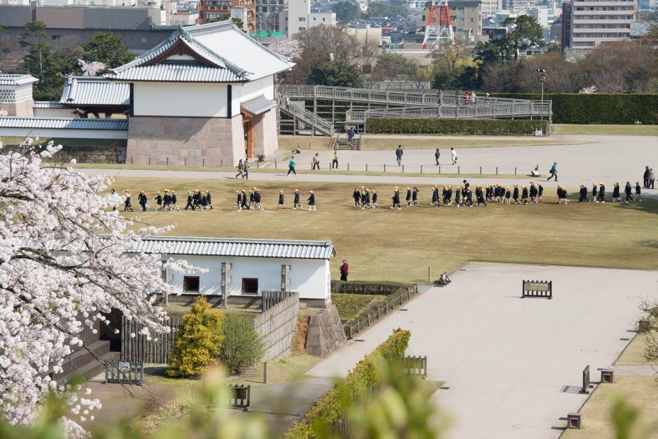 2015.04.09金沢城の桜7