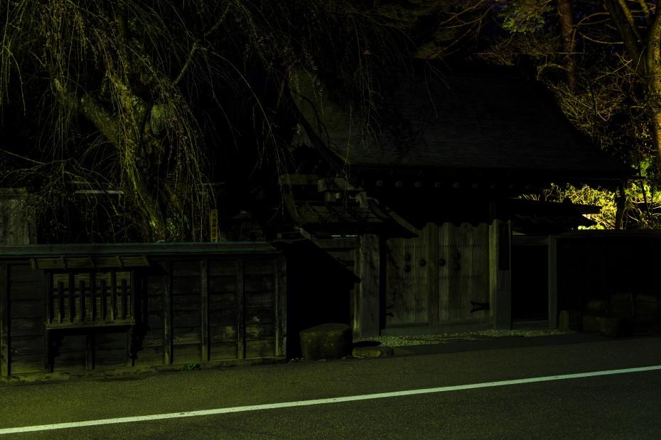 2015.04.18角館夜景3