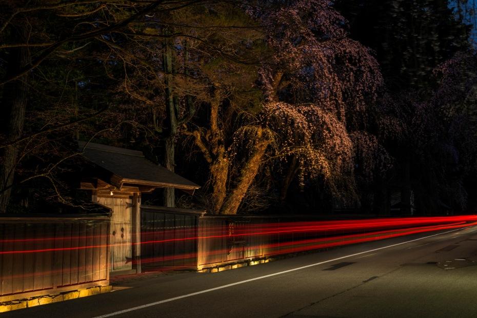 2015.04.21角館ライトアップ3