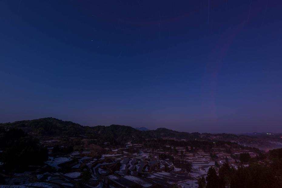 2015.05.02星峠の星空と夜明け2