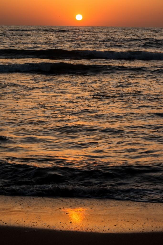 2015.05.05内灘海岸夕日3.1837