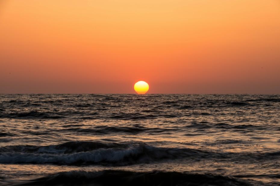 2015.05.05内灘海岸夕日4.1840