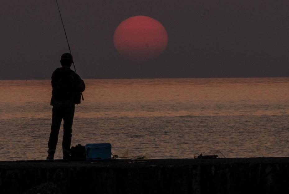 2015.05.09日本海夕陽3