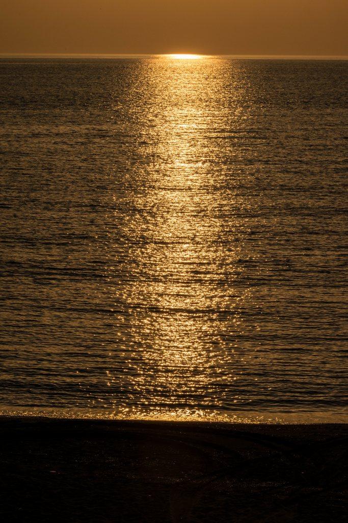 2015.05.09日本海夕陽1