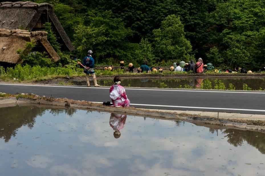 2015.05.25白川郷田植えまつり28