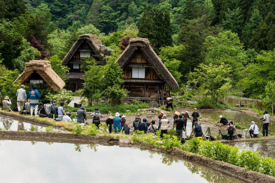 2015.05.25白川郷田植えまつり25