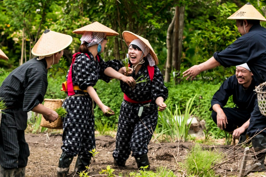 2015.05.25白川郷田植えまつり11