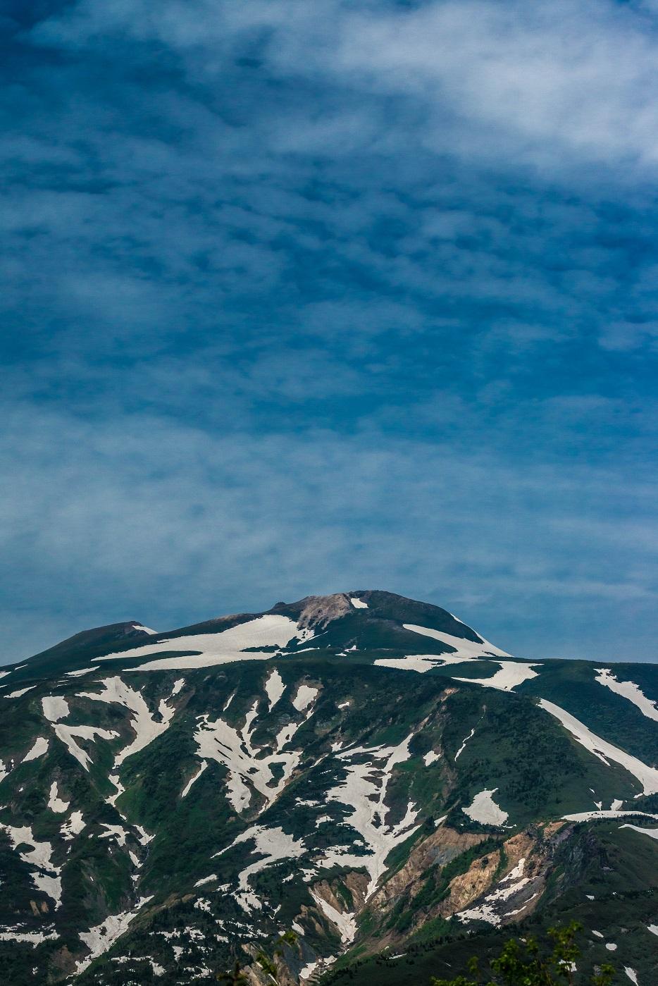 2015.06.11チブリ尾根のブナ原生林と白山眺望34