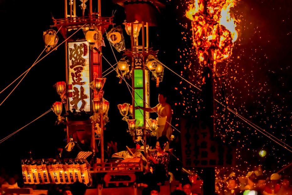 2015.07.03あばれ祭りキリコ乱舞31