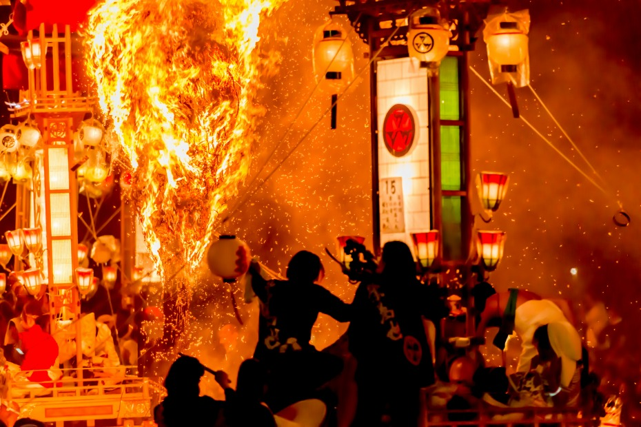 2015.07.03あばれ祭りキリコ乱舞17