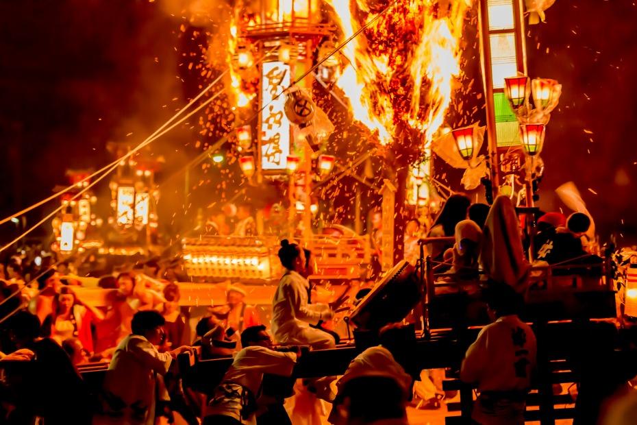 2015.07.03あばれ祭りキリコ乱舞9