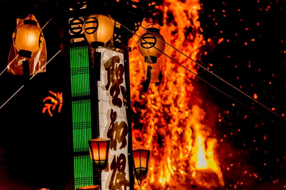2015.07.03あばれ祭りキリコ乱舞3