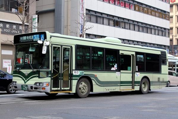 京都200か・697
