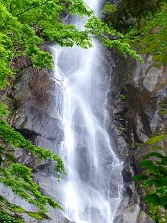 福養の滝_その3