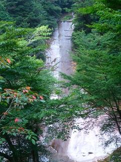 雪輪の滝_その4