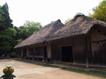 2015年4月日本民家園 (65)