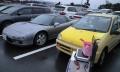 風景-のぺぺとNSX-幕張メッセ第一駐車場-20150329-30