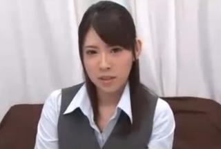 【マジックミラー号/素人】綺麗なOLのお姉さんがセンズリ鑑賞からの中出しSEXww