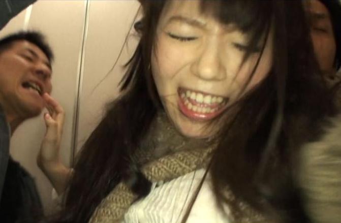 無限アクメ×激潮自爆 ショーパン森ガール追跡編