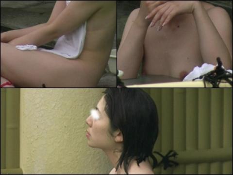 Aquaな露天風呂 Vol.04