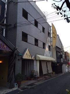北の坂ホテル②