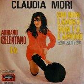 Claudia Mori (1970)