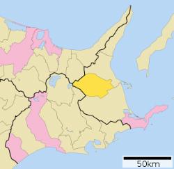320px-基礎自治体位置図_01692svg中標津町