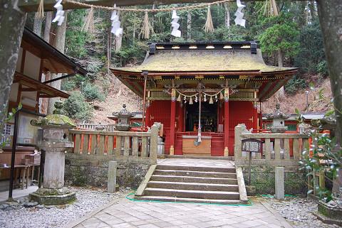東照宮の社殿