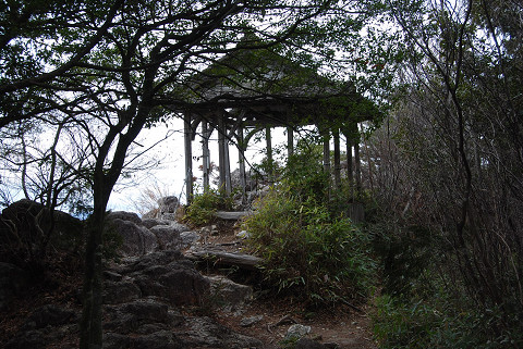 天狗岩展望台