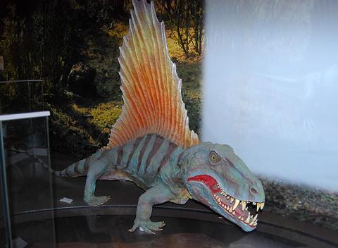 こんな恐竜も