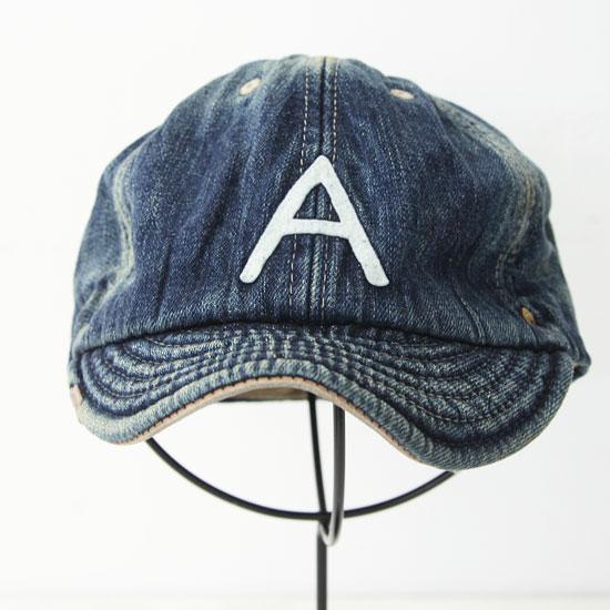 DECHO(デコー) ×ANACHRONORM BEAT INITIAL CAP HARD WASH