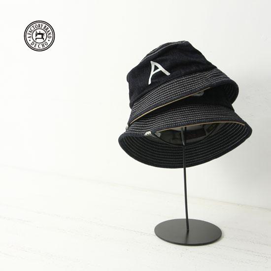 DECHO(デコー) ×ANACHRONORM BEAT INITIAL HAT