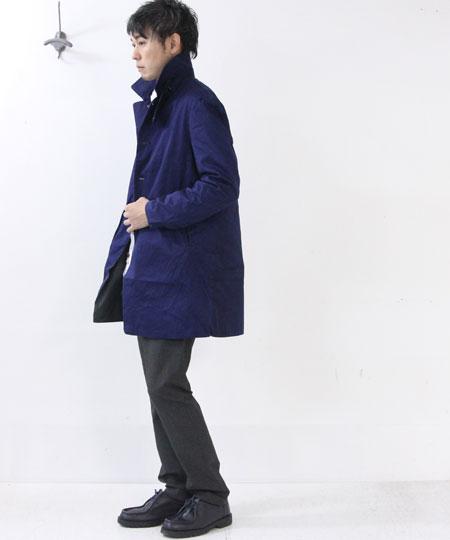 EEL (イール) サクラコート(藍を込めて2015ver.)