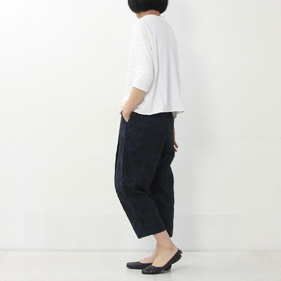 kelen(ケレン) Barrel Line Pants Dominique