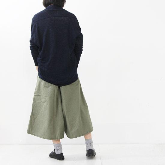 kha:ki (カーキ) HAKAMA BAKER PANTS