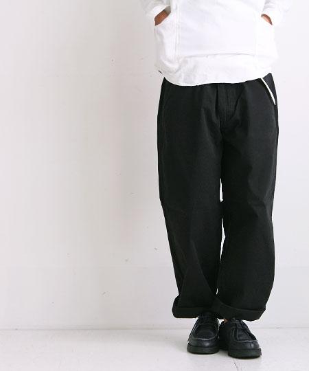 MASTER & Co. (マスターアンドコー) Long Chino パンツ with BELT