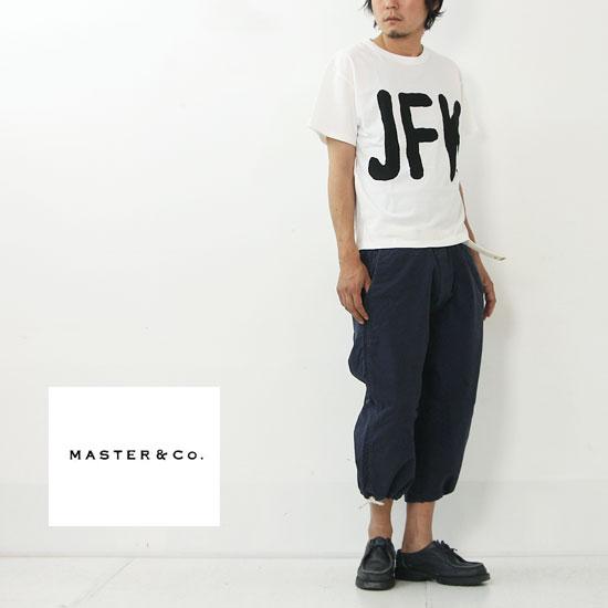 MASTER & Co. (マスターアンドコー) クロップドチノパンツ