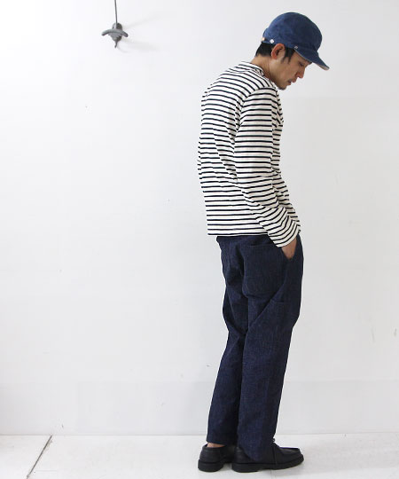 Ordinary Fits (オーディナリーフィッツ) FRENCH WORK PANTS