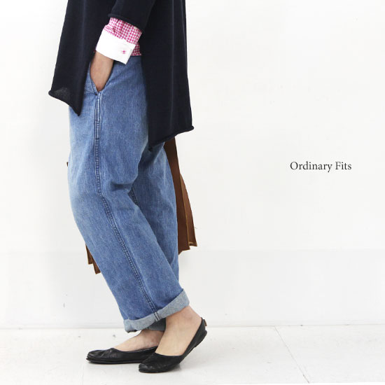 Ordinary Fits (オーディナリーフィッツ) FRENCH WORK PANTS used