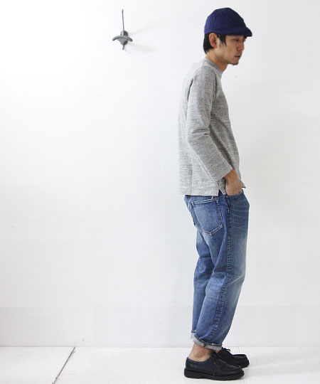 Ordinary Fits (オーディナリーフィッツ) 5 POCKET LOOSE DENIM used