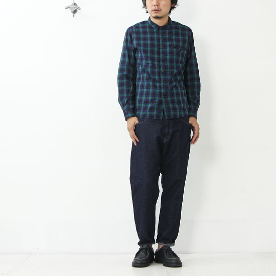 Ordinary Fits(オーディナリーフィッツ) 5 POCKET SARROUEL DENIM PANTS