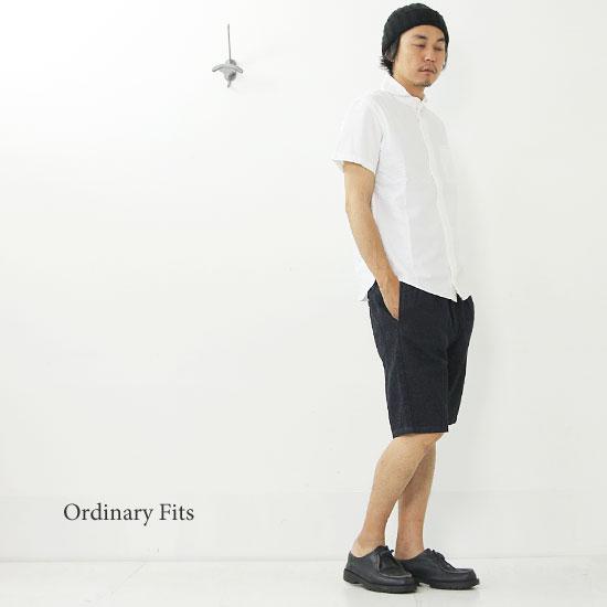 Ordinary Fits(オーディナリーフィッツ) TRAVEL SHORTS denim strech