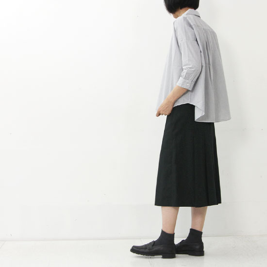 Ordinary Fits(オーディナリーフィッツ) BARBER SHIRT stripe