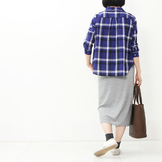Ordinary Fits(オーディナリーフィッツ) BARBER SHIRT check